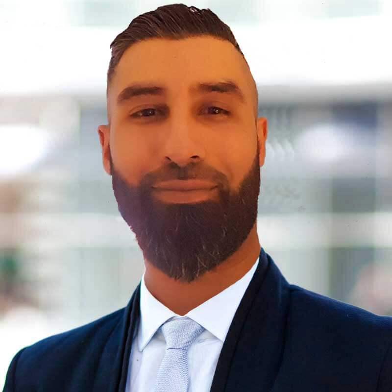 Amir Farid - Valen Digital Founder